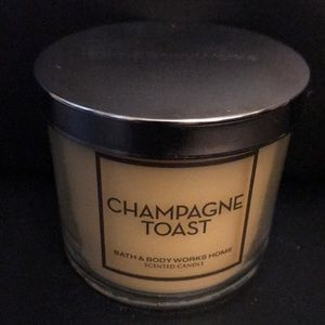NEW: CHAMPAGNE TOAST 🥂 Bath & Body Works Candle